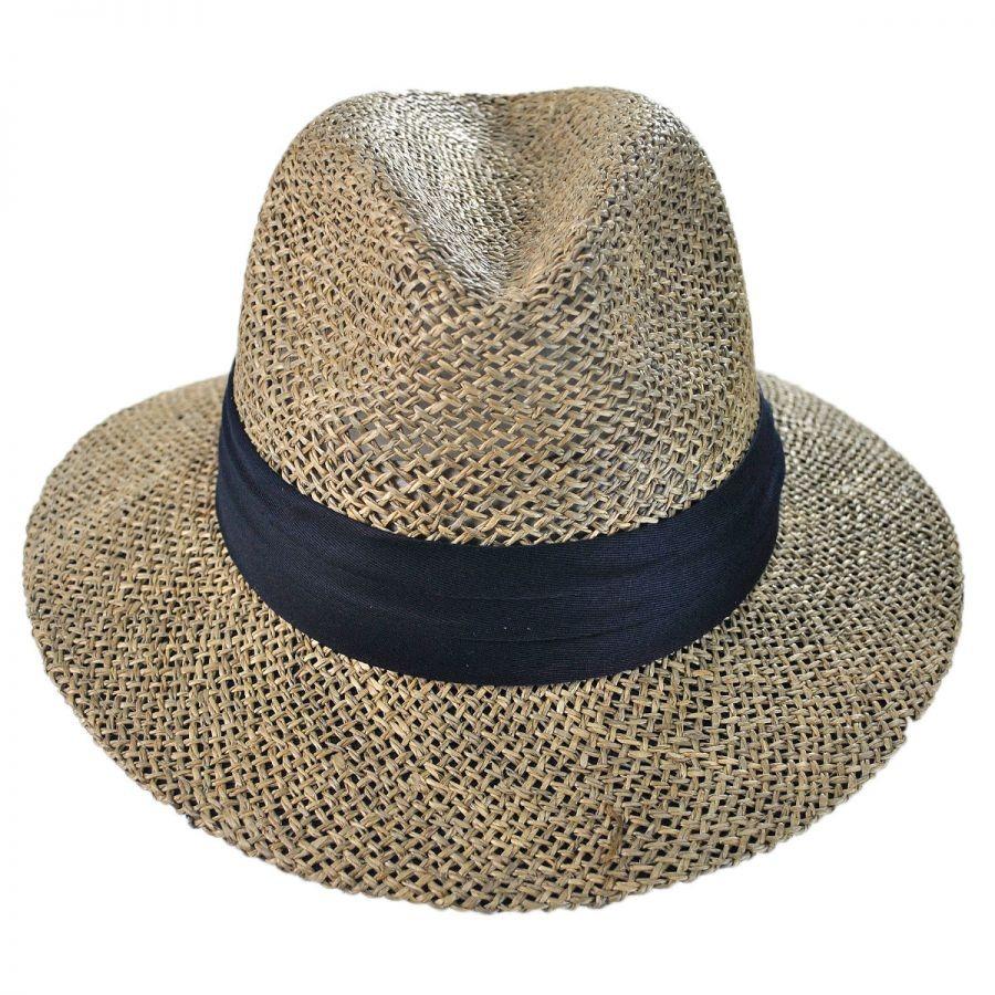 452ab33f43a42 Sombrero Tipo Australiano En Yute Lolo Miscellaneous By Caff ...