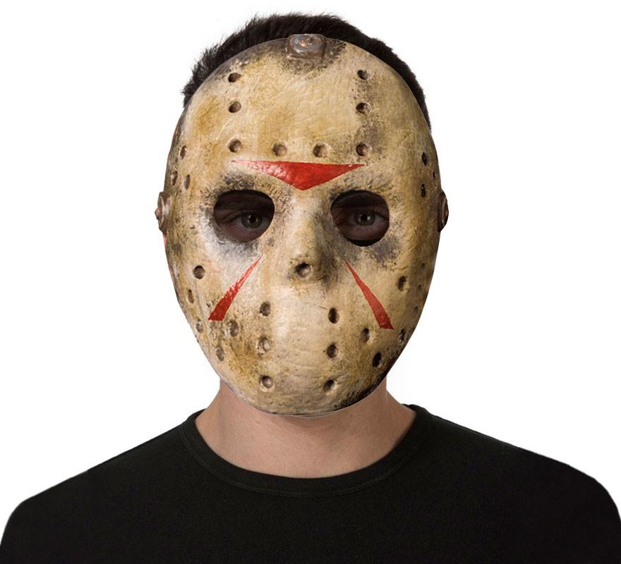 Mascara De Jason Voorhees En Viernes 13 Friday 13th
